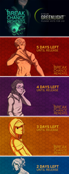 BCM: Countdown and Steam by Auro-Cyanide