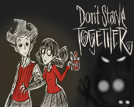 Don't Starve Together by Tri-Falls