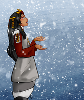 [SS] - Pokimono: The First Snowfall by Rudhuli