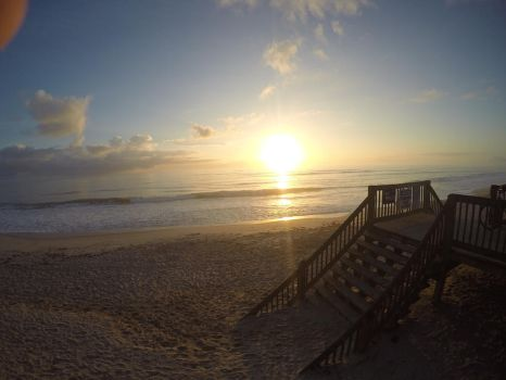 Space Coast Sunrise 3 March, 2015 by LucidFusion