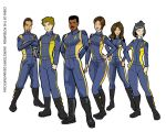 Crew of the Potempkin by Inspector97
