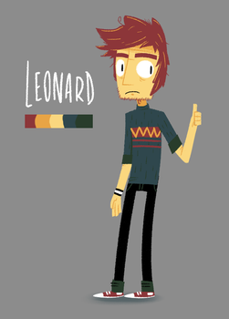 Leonard by PoisonousJoy