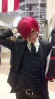 Young Grell by xCameraNinjax