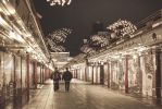 Asakusa night, Japan by djooleean
