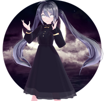 [MMD] Sour Dress (thanks for 400+ qwq) (DL) by kiraAnima