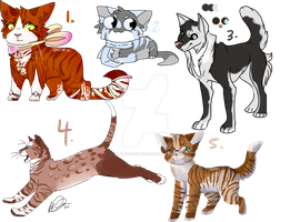 Adopt Sheet- 3 Open (LOWERED PRICES) by alaskiiadopts