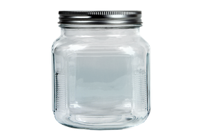 Clear Jar by imakestock