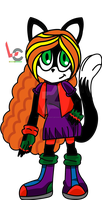 Karolyn the Cat by Lonely-Cartoonist