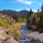 Carson River Anaglyph by Tkrain