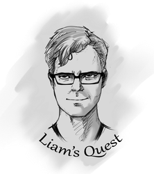 Liam O'Brien - Liam's Quest by BlackGuard89