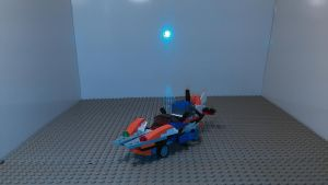Lego MOC Air Racer by sideshowOfMadness