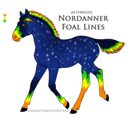 A5856 Foal Design by AhernStables