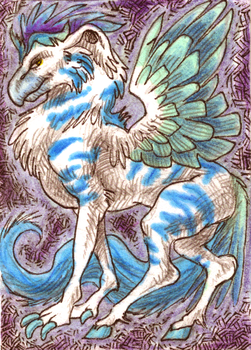 Zyreus ACEO by Sulka