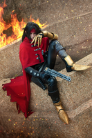 Vincent Valentine - Final Fantasy VII by NipahCos