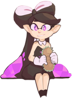 Callie by QueenCrow