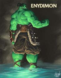 Orcish ID 2010 by Enydimon