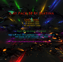 Platina C4d Pack 10 by Platinification