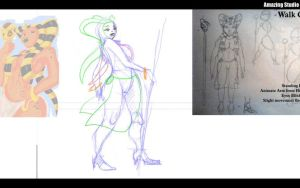 Queen Animate Rough Cycle by mystic-skillz