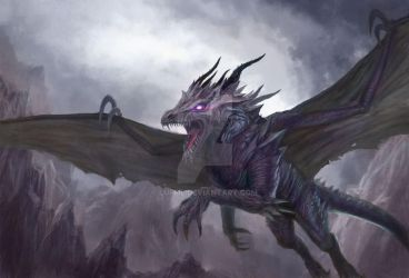 Dracolich by luffie