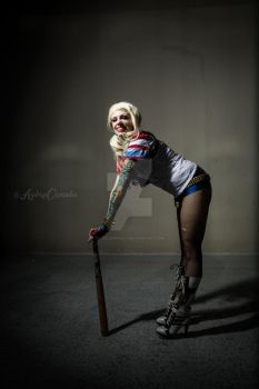 Suicide Squad Harley Quinn by coolbyproxy