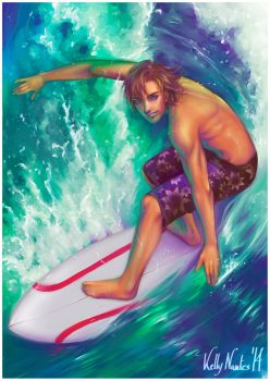 SURF by kelly-Nantes