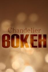 ::Chandelier Bokeh Pack:: by Bntuae