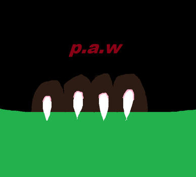 P.a.w cover by A-colorchangingwolf