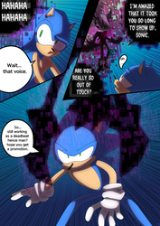 Sonic Resurgence: Issue 1: Page: 16 by saltwaterTOFEE