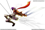 RC9GN X SnK by witch-girl-pilar