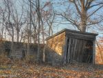 Weathered Shed by jim88bro