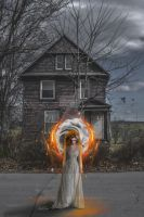 Haunting by mshellee