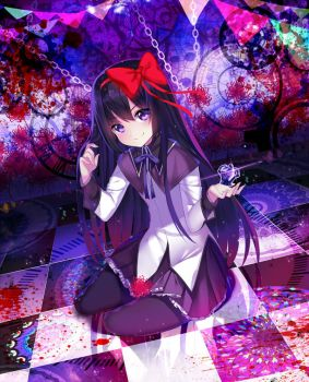 Bloody Stage by Gendo0032