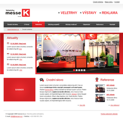 Design for media agency by marfidesign