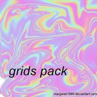 grids pack by Margaret1980