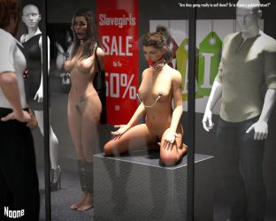 Window Shopping - Wombourne by Noone102000