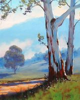 Valley Gums by artsaus