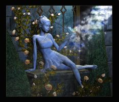 The Mystic Butterfly by Phlox73