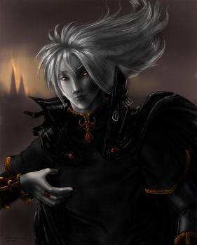 Elric of Melnibone by redwin12