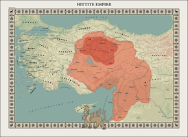 HAoE: Hittite Empire by zalezsky