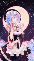 Night - Rem by luo-chan