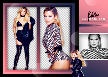 Pack Png - Khloe Kardashian. by ligthsforstyls