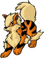 Pokemon - Arcanine