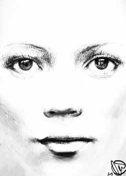 Kate Moss by 0lyve