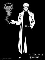 Hellblazer by Xatchett