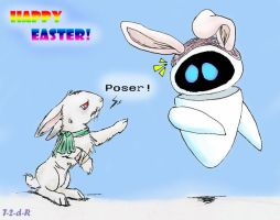 Happy Easter by T-2-da-Rouble