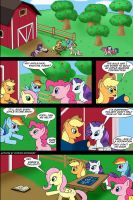 MLP Friendship is Summer 1-8 by Digoraccoon