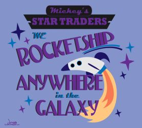 Mickey's Star Traders by Lunamis