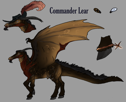Lear | Drake | Shadow by PrinceJackdaw
