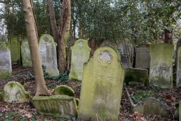 Tower Hamlets Cemetery by BreAnn