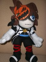 Halloween Town Sora plush by Keykee88